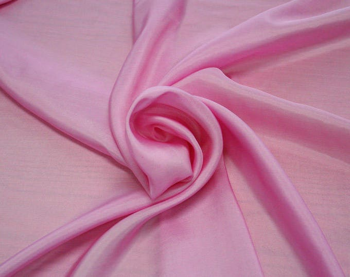 402122-taffeta natural silk 100%, width 110 cm, made in India, can be used liner, dry wash, weight 58 gr