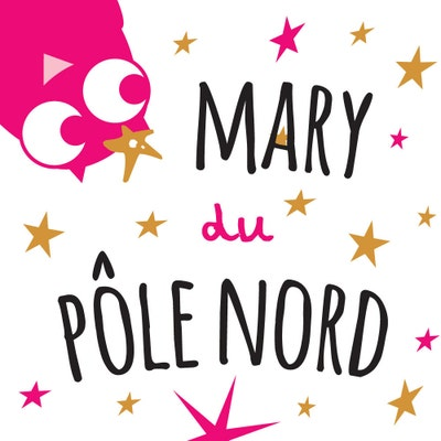 Mary du Pôle nord
