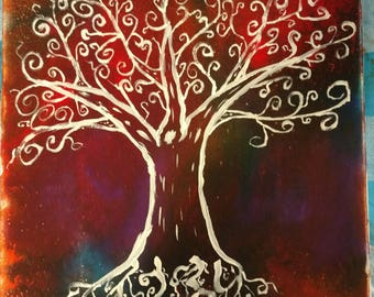 Abstract Tree of Life