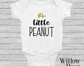Little Peanut Baby Onesie In Sizes 0000-1