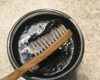 Charcoal Calcium Whitening Toothpaste