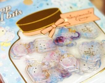 Sentimental Circus Sticker Pack - Drop Seal Bits Series