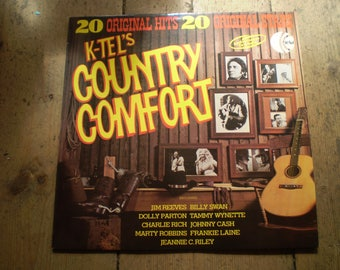 Country Comfort Compilation Vinyl LP Album,Various Artists.NE924,Near Mint