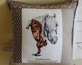 Horse pillow / Excel