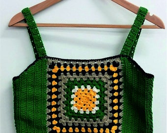 Top Granny Crochet