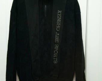 Rare Vintage KENSHO ABE SPORTS Jacket