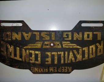 Keep em' flying military vehicle marker