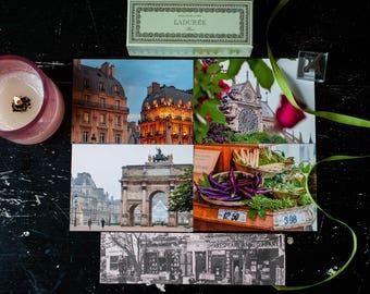 Paris - A Postcard Pack