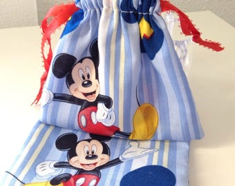 25 pk favor bags mickye mouse party