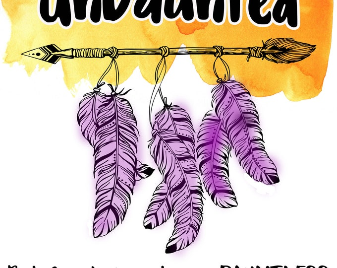UNDAUNTED -  Book of Esther Bible Study, Warrior, Bravery, Esther