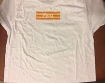"""Pyro T-shirt (exclusive) """"defective"""""""