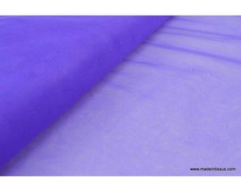Tulle souple robe de mariée Violet en 3.00m de large x50cm