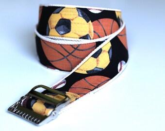 "High Quality Custom Gait Belt and Badge Reel ""The Austin"""