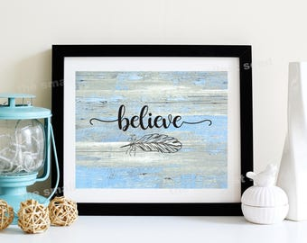 Quotes, Inspirational Quotes, Believe