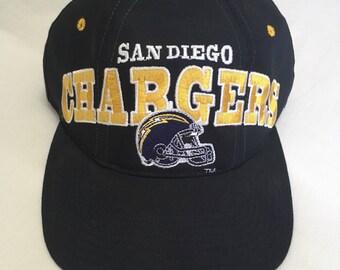 San Diego Chargers Starter Vintage Snapback