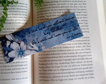 Bookmark Inej – Inspired by six of crows