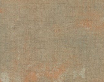 "Moda ""Grunge Maple Sugar"" Fabric sold by 1/2 yard."