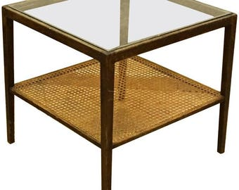 Side Table by Julius Jirasek for Hagenauer Wien