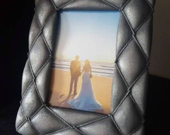 4x6 Silver Picture Frame