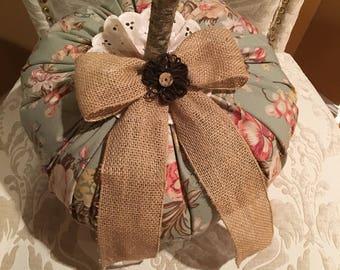 Cotton Fabric Pumpking