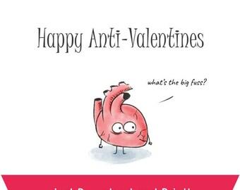 Happy Anti Valentines