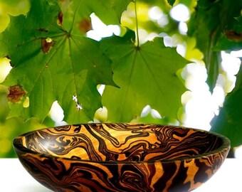 Mango wood - decorative Bowl