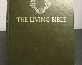 The Living Bible - Red Letter Edition - Tyndale
