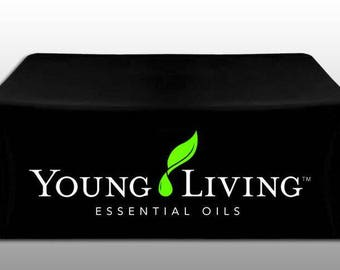 Young Living Oils Custom 6' Table Cover
