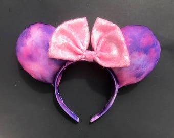 Tye Dye Ears!
