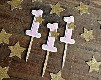 Twinkle Twinkle Little Star First Birthday. Twinkle Twinkle Little Star Cupcake Toppers. Twinkle Twinkle Little Star 1st Birthday.