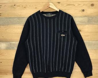 Rare! Vintage Claudio Valentino Paris Sweatshirt Size M