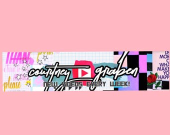 Hayley Williams Inspired Channel Art