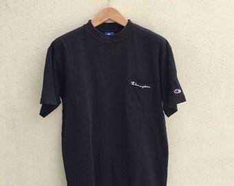 Champion Pocket Tshirt