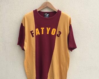 Fatyo Streetwear Tshirt