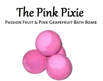 """The Pink Pixie 
