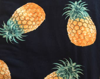 RESERVED FOR ML - 2 yards pineapple dbp