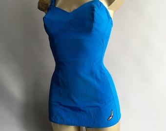vintage Jantzen swim suit / bathing suit / swimming costume.  size 8 -10 u.k