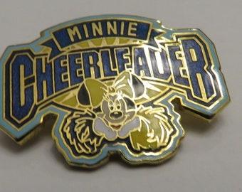 Disney Cheerleader Minnie 2 Pin