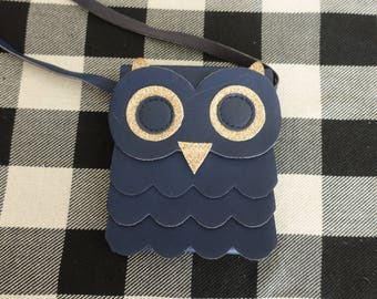 Owl toddler Messenger