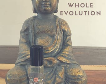 Ground 10ml roll on essential oil