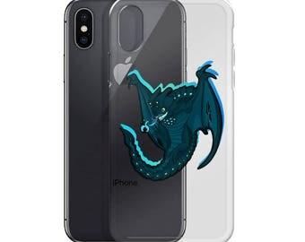 Pacific Rim Otachi Kaiju Mother iPhone Case