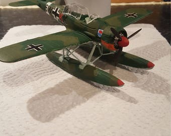 Arado At 196 A-3  1:72 scale