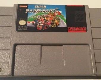 Authentic Super Mario Kart