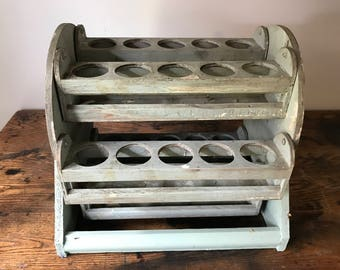 Original Wooden Display/Storage Wheel