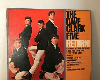 The Dave Clark Five - The Dave Clark Five Return!