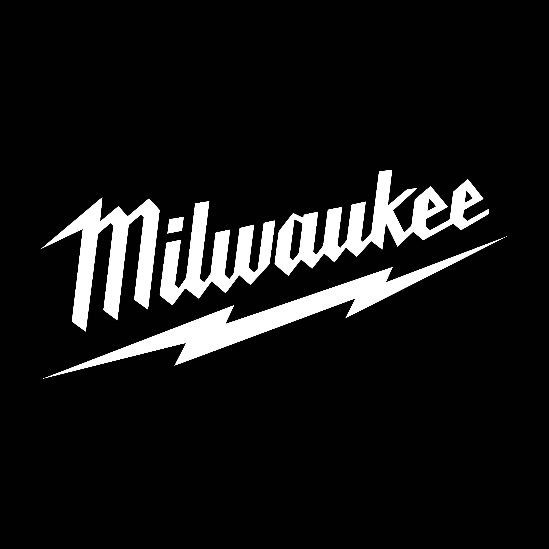 MILWAUKEE Logo Vinyl Decal Logo Car Truck Window Tumbler - Custom vinyl decals milwaukee