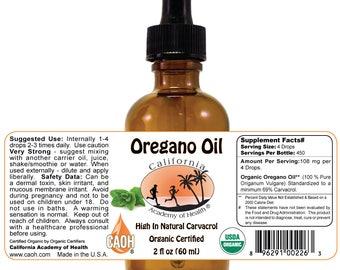 Oregano Oil 2 oz
