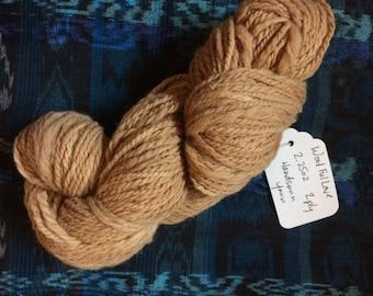 Handspun Hand dyed merino yarn