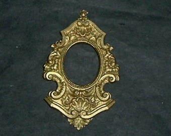 Miniature GOLD FRAME
