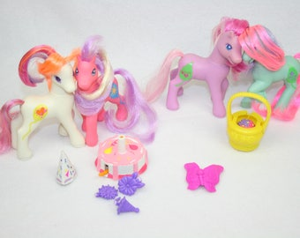 My Little pony G2 Sunny Garden Friends Lot